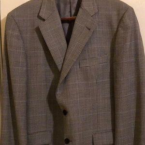 Burberry London houndstooth sport coat